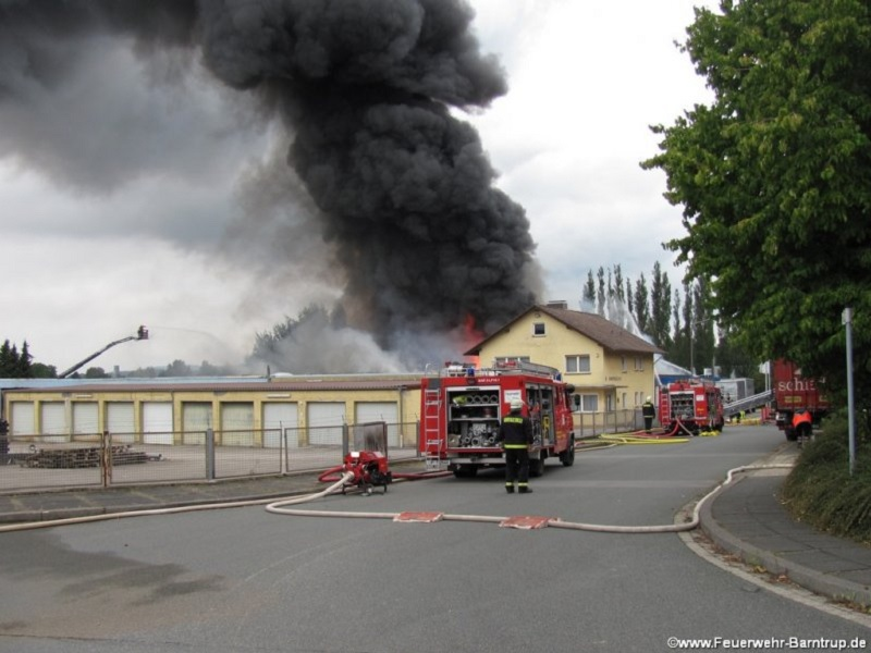 Einsatz 13.09.2015 - FEU Großbrand